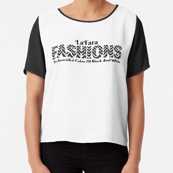 LaFara Fashions Chiffon Top