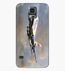 British Airways Airbus A380 Case/Skin for Samsung Galaxy