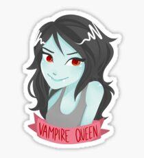 Vampire Queen Sticker
