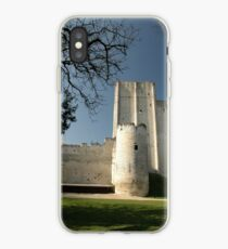 Donjon, Medieval City, Loches, France, Europe 2012 iPhone Case