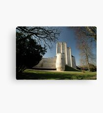 Donjon, Medieval City, Loches, France, Europe 2012 Canvas Print