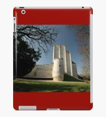 Donjon, Medieval City, Loches, France, Europe 2012 iPad Case/Skin