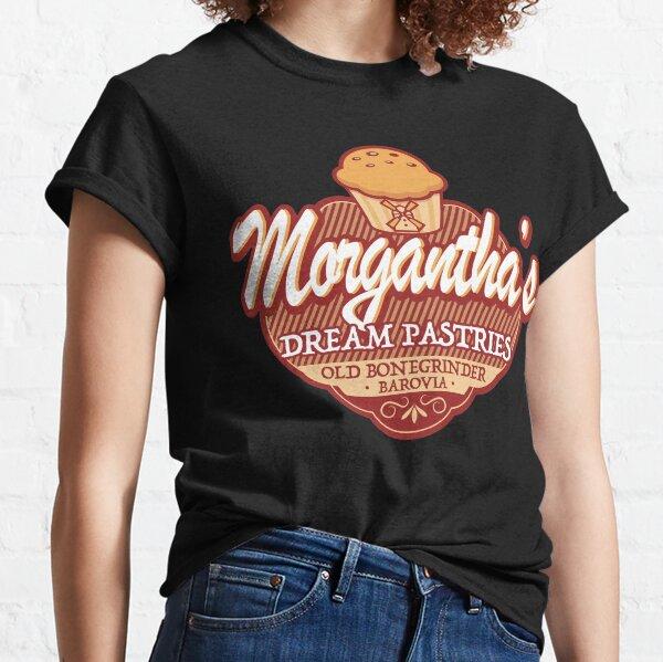 Morgantha's Dream Pastries Classic T-Shirt