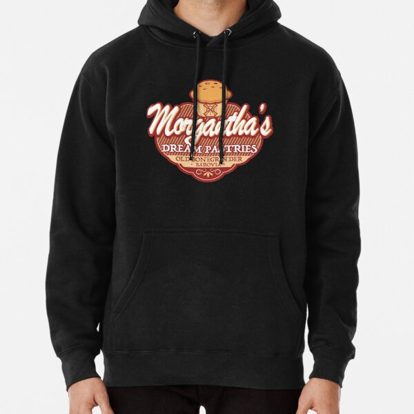 Morgantha's Dream Pastries Pullover Hoodie