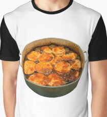Beef Stew and Dumplings Graphic T-Shirt