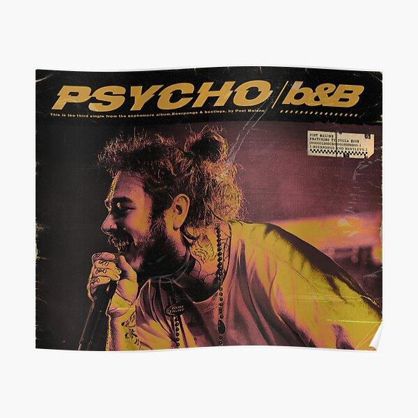 Psycho Malone Póster