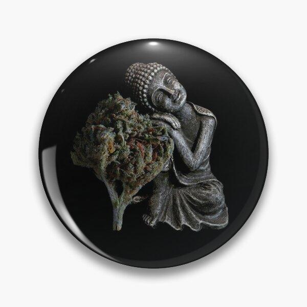 WiFi Buddha (Pin Button) Pin