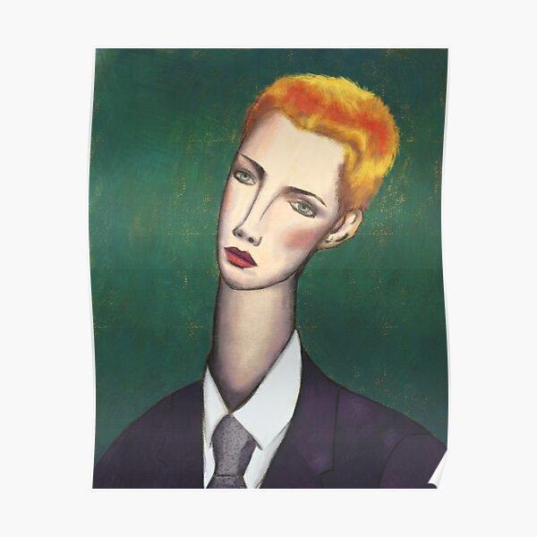 Annie Modigliani Poster