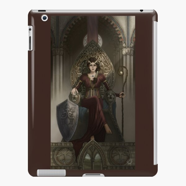 The Empress iPad Snap Case