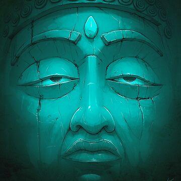 Buddha by surgeryminor