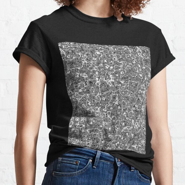 perlin_noise_011 T-shirt classique