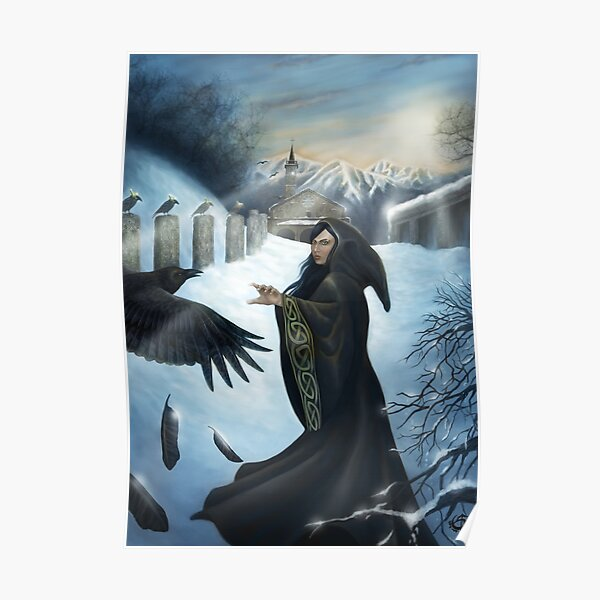 Priestress of the Crows Poster