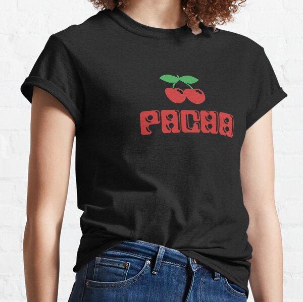 Pacha Nightclub Cherries Clubbing Club Concert Gig Rave Party Ibiza Dj Classic T-Shirt