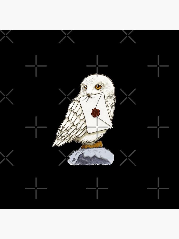 White Owl by OnlineJoe