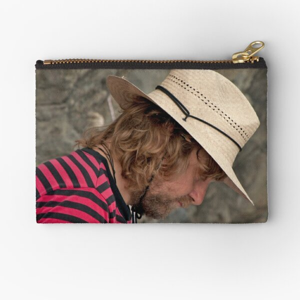 Artist In Residence Zipper Pouch
