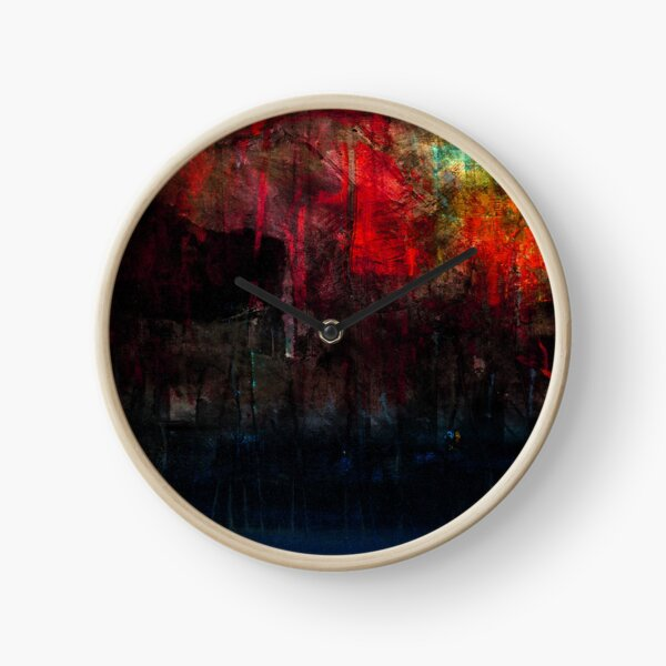 memento mori (a moagem do psique) Clock
