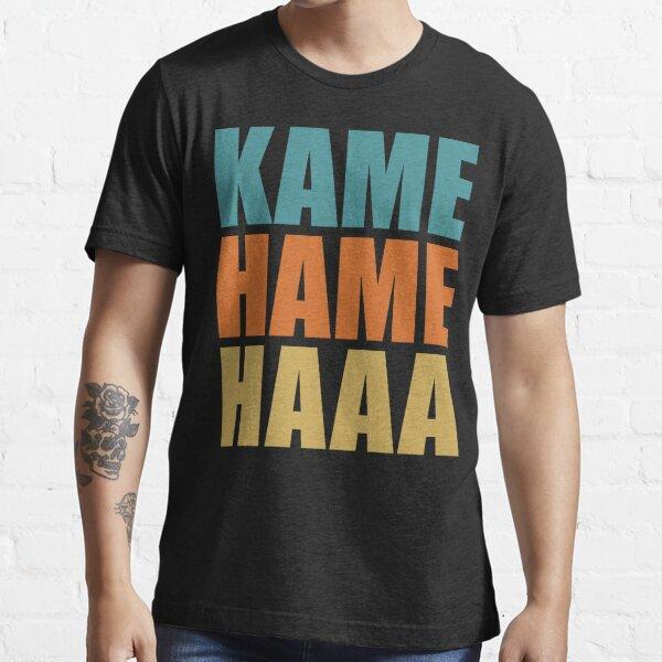 Rétro Kamehameha T-shirt essentiel