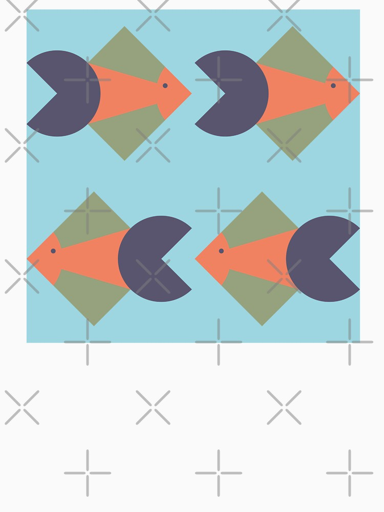 geometric fish by a-golden-spiral