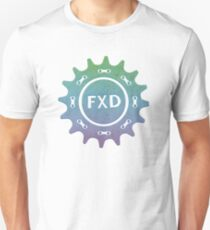 Fixed gear, bike, cycling, bicycle, FXD T-Shirt