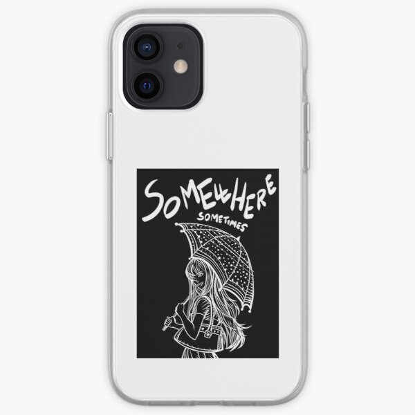 SOMEWHERE SOMETIMES iPhone Soft Case