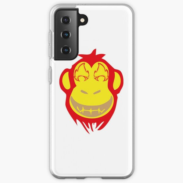 Fire monkey Samsung Galaxy Soft Case