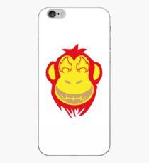 Fire monkey iPhone Case