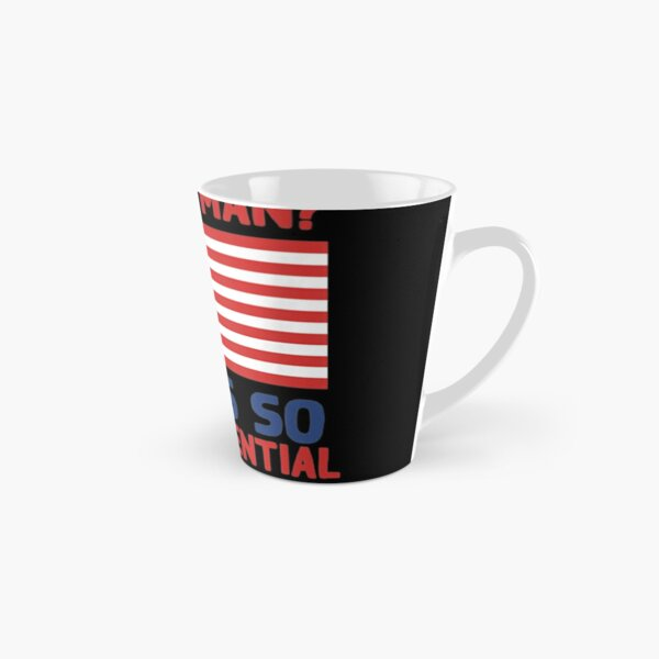 Will You Just Shutup Man This is So Unpresidential Biden Tall Mug