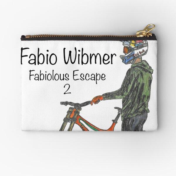 Fabio Wibmer Fabiolous Escape 2 Zipper Pouch