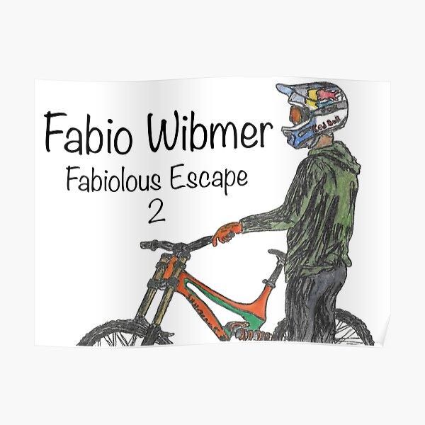 Fabio Wibmer Fabiolous Escape 2 Poster