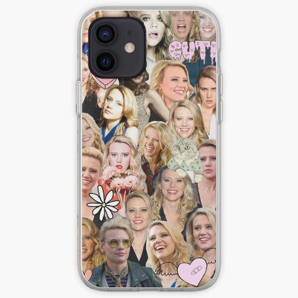 Kate McKinnon collage iPhone Soft Case