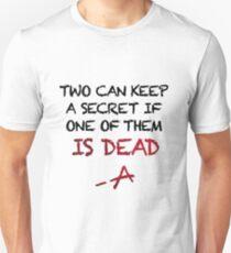 PLL Theme Song (Pretty Little Liars) T-Shirt