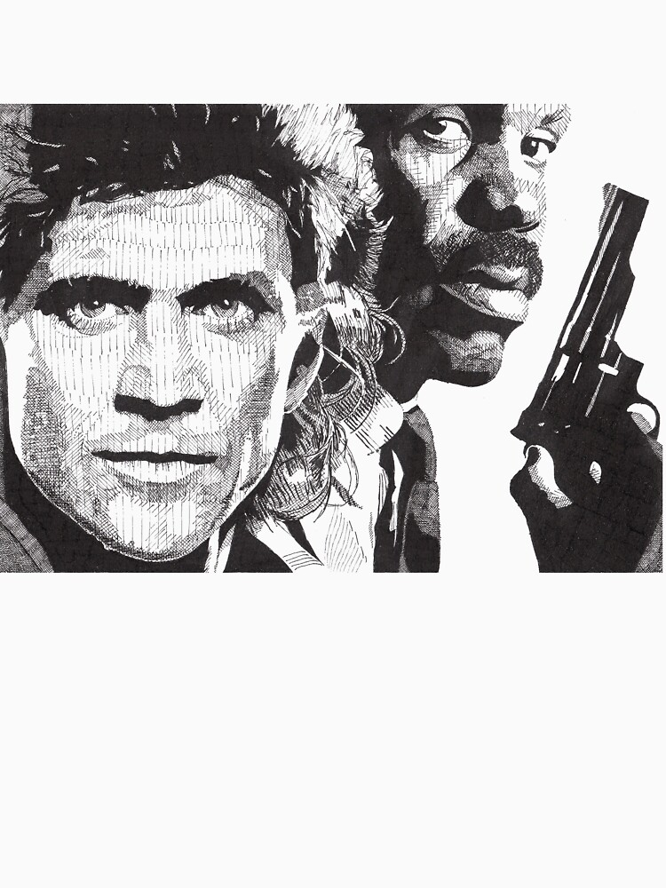 TShirtGifter presents: Lethal Weapon   Unisex T-Shirt