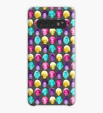 The Golden Girls - Technicolor Pop Print Case/Skin for Samsung Galaxy