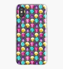 The Golden Girls - Technicolor Pop Print iPhone Case/Skin