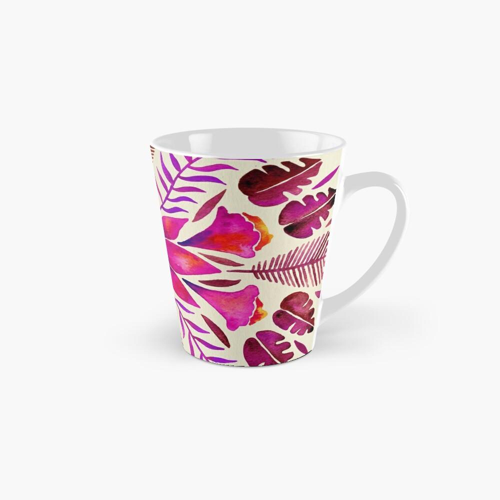 Tropical Symmetry – Magenta Mug