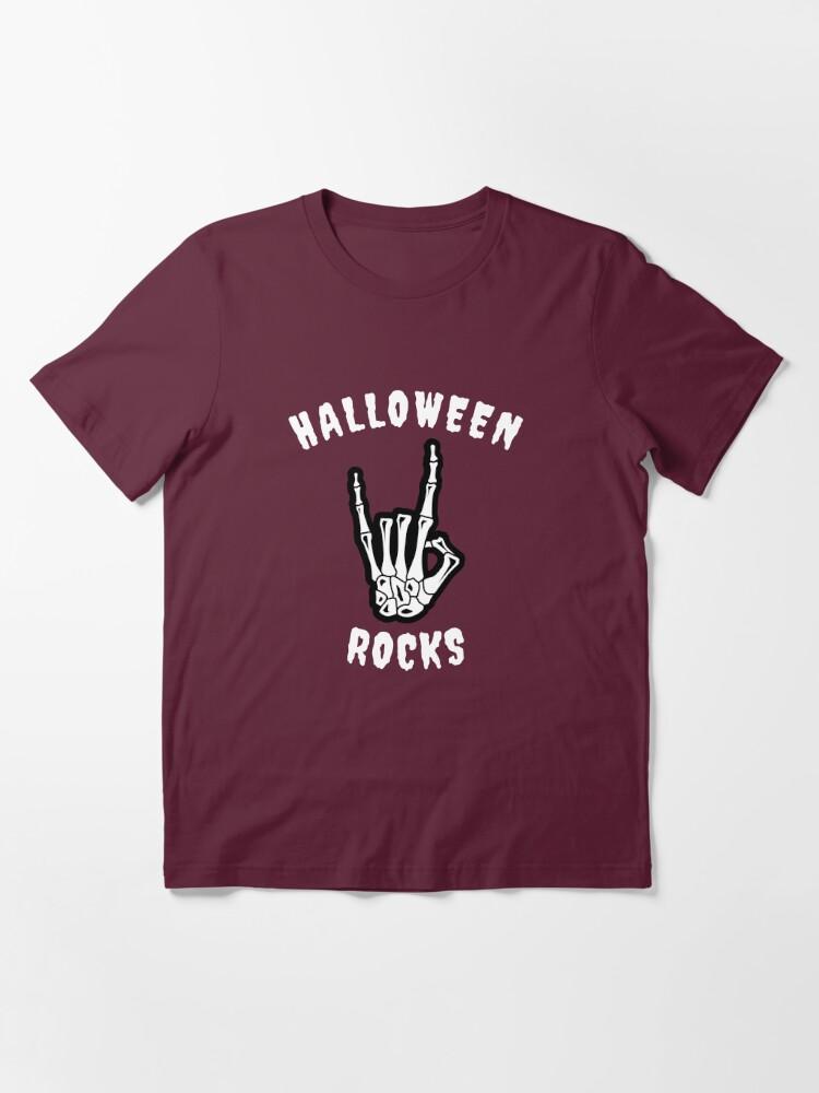 Alternate view of Halloween Rocks  Essential T-Shirt