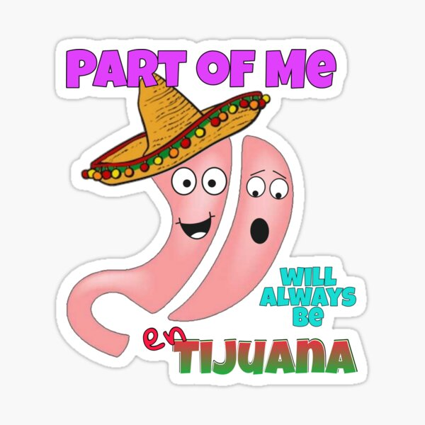 Gastric Sleeve - a part of me Sticker