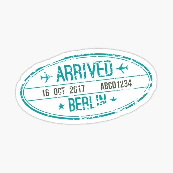 Berlin 2 Sticker
