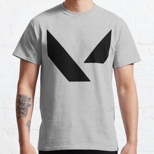 Valorant Mínimo Camiseta clásica