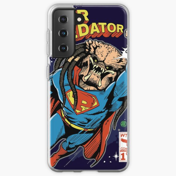 A New Comic Hero Is Born WTFBrahh Samsung Galaxy Soft Case