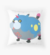 Kingdom Hearts 3D: Meow Wow! Throw Pillow