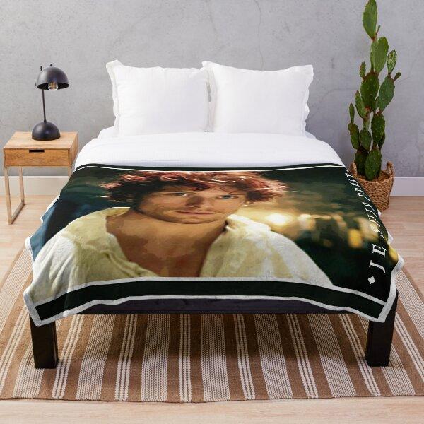 Je Suis Prest. Throw Blanket