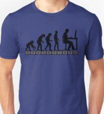 computer evolution T-Shirt