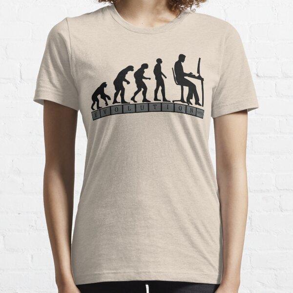 computer evolution Essential T-Shirt