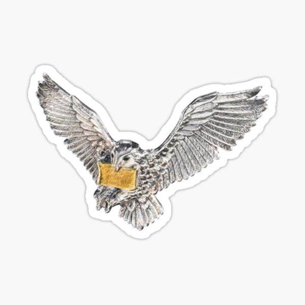 Flying Owl  Sticker