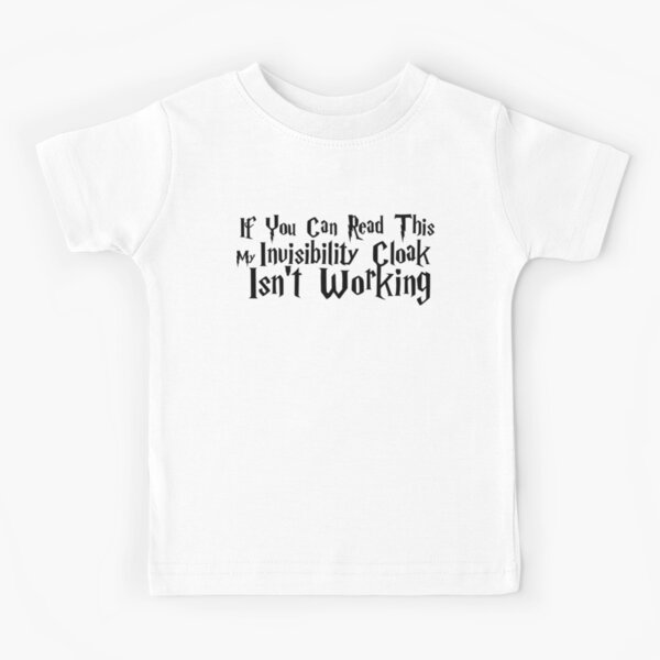 If You Can Read This... Kids T-Shirt