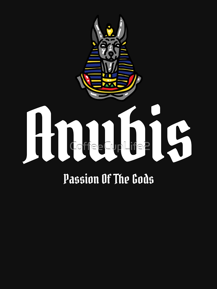 POG Character Name Gear: Anubis by CoffeeCupLife2