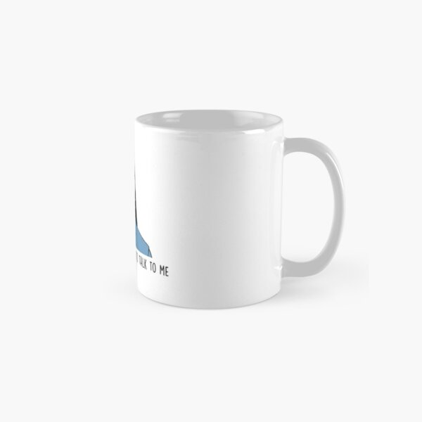 You Are Not Qualified Lan Zhan The Untamed Design 1 Classic Mug