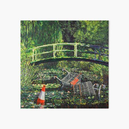 Show Me The Monet Art Board Print