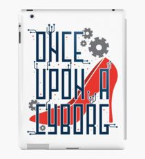 Once Upon a Cyborg iPad Case/Skin